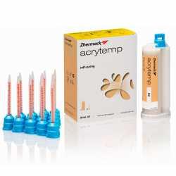 Acrytemp (Акритемп) пластмасса для изготовления коронок и мостов, цвет A3,5